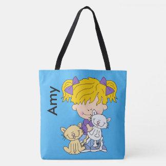 Bolsa Tote Os presentes personalizados do Amy