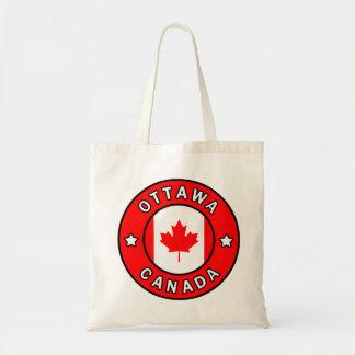 Bolsa Tote Ottawa Canadá