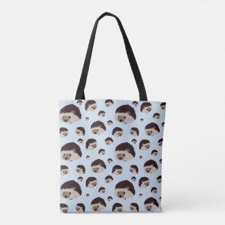 Bolsa Tote Ouriços - sacola