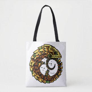Bolsa Tote OUROBORUS (tudo sacola do impressão)