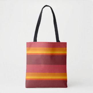 Bolsa Tote Outono extremo saco colorido