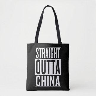 Bolsa Tote outta reto China