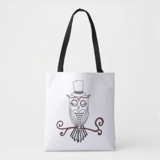 Bolsa Tote owly sacola