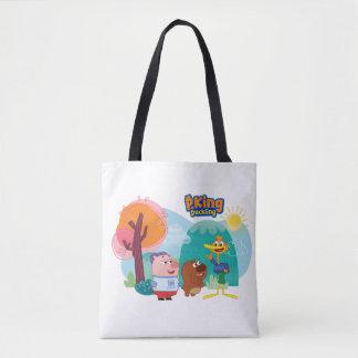 Bolsa Tote P. Rei Patinho - sacola