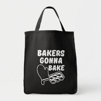 Bolsa Tote Padeiros que vão cozer o saco engraçado