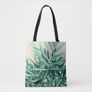 Bolsa Tote Palma tropical