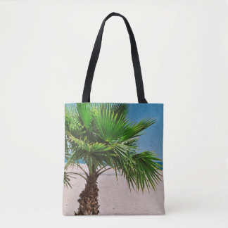Bolsa Tote Palmeira tropical