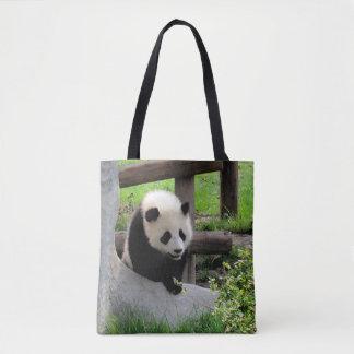 Bolsa Tote Panda