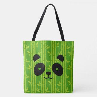 Bolsa Tote panda_bamboo