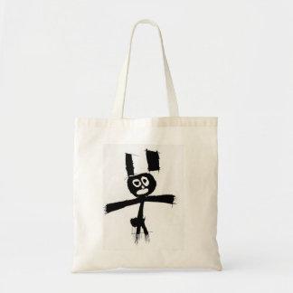 Bolsa Tote Panda de Kung Fu por Johnny