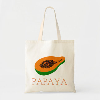 Bolsa Tote Papaia