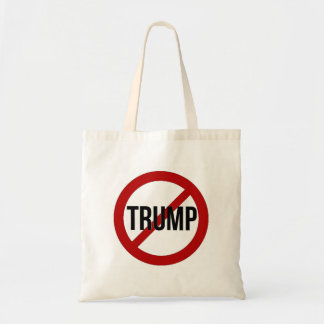 Bolsa Tote Pare o Anti-Trunfo de Donald Trump
