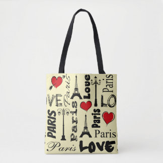 Bolsa Tote Paris