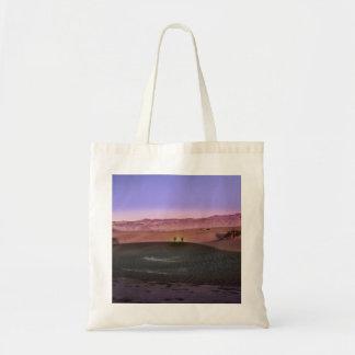 Bolsa Tote Parque nacional de Vale da Morte do nascer do sol