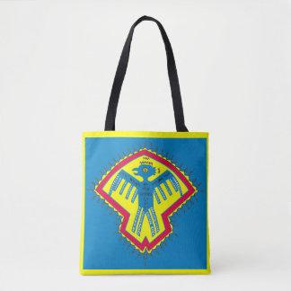 Bolsa Tote Pássaro do nativo americano