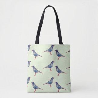 Bolsa Tote Pássaros