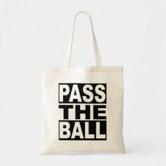 Bolsa Tote Passe o Balll