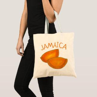 Bolsa Tote Pastelaria picante jamaicana de Jamaica dos