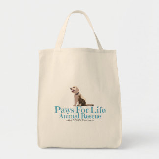 Bolsa Tote Patas para a sacola animal do mantimento do