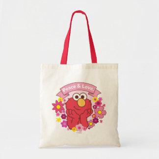 Bolsa Tote Paz & amor de Elmo  