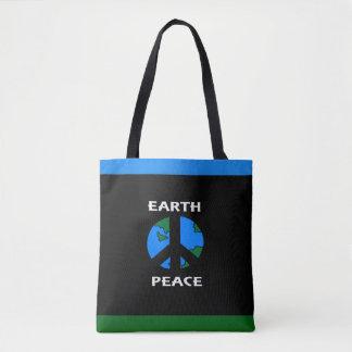 Bolsa Tote Paz da terra