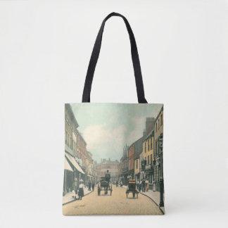 Bolsa Tote Pedágio Gavel, 1900) sacolas de Beverley (
