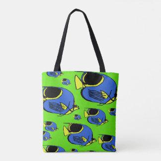 Bolsa Tote Peixes #1 de Sun
