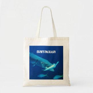 Bolsa Tote Peixes do Barracuda