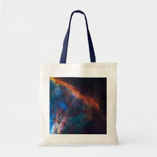 Bolsa Tote Pena do gás perto de Orion pela NASA