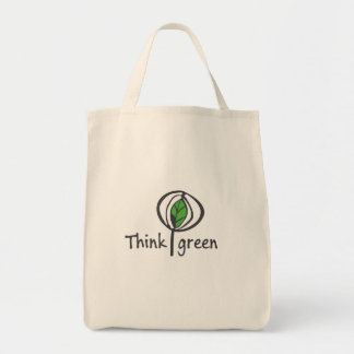 Bolsa Tote Pense verde