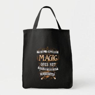 Bolsa Tote Período | de Harry Potter apenas porque T é