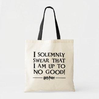 Bolsa Tote Período | que de Harry Potter eu juro solene