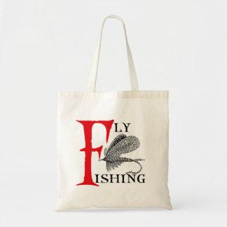 Bolsa Tote Pesca com mosca com atração da pesca