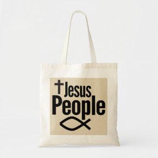 Bolsa Tote Pessoas da sacola do orçamento de Jesus