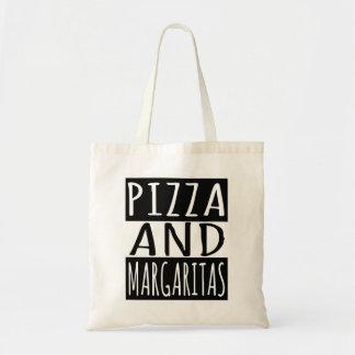 Bolsa Tote Pizza e Margaritas