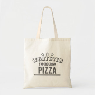 Bolsa Tote Pizza>everything mais