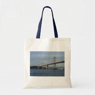 Bolsa Tote Ponte da baía & sacola da ilha de Yerba Buena