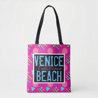 Bolsa Tote Praia Califórnia PRGF de Veneza