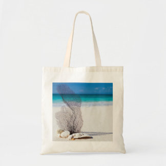 Bolsa Tote Praia, escudos do mar e sacola do mar