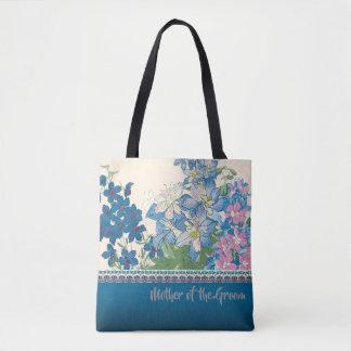 Bolsa Tote Presente favorito da dama de honra das flores