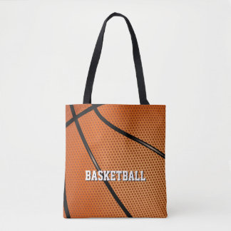 Bolsa Tote Presentes do esporte do basquetebol