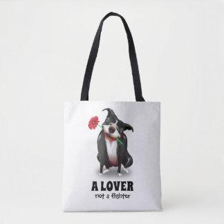 Bolsa Tote Presentes originais do amante do cão das sacolas |