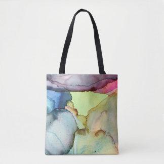 Bolsa Tote Primavera - Inkwork por Karen Ruane