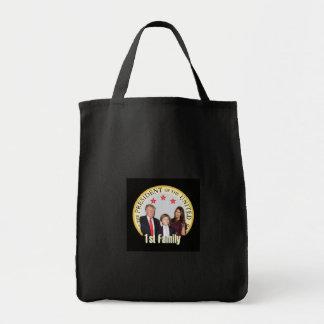 Bolsa Tote Primeira família do TRUNFO