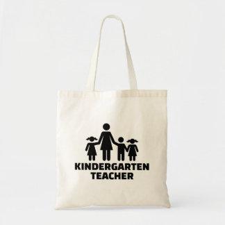 Bolsa Tote Professor de jardim de infância