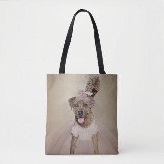 Bolsa Tote Projeto de animais de estimação do abrigo - Tigger