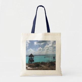 Bolsa Tote Punta Sur, Isla Mujeres, sacola de México