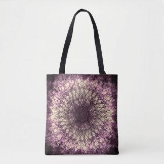 Bolsa Tote Purple Mandala
