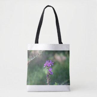 Bolsa Tote purpleflowertotebag