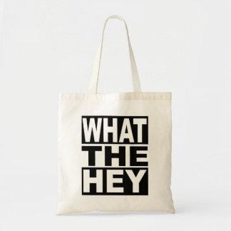 Bolsa Tote Que Hey
